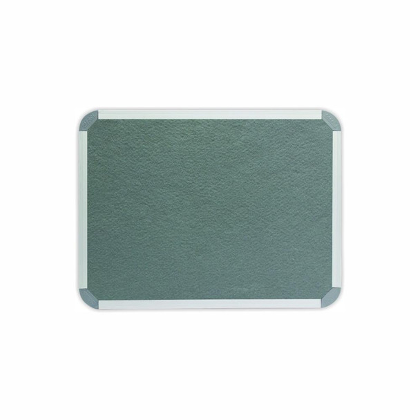 Info Board Aluminium Frame - 600450mm - Grey