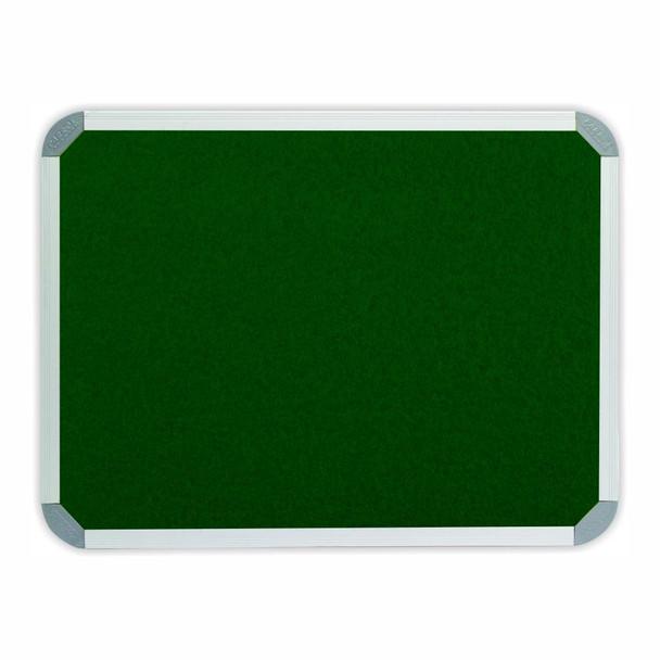 Info Board Aluminium Frame - 900600mm - Green