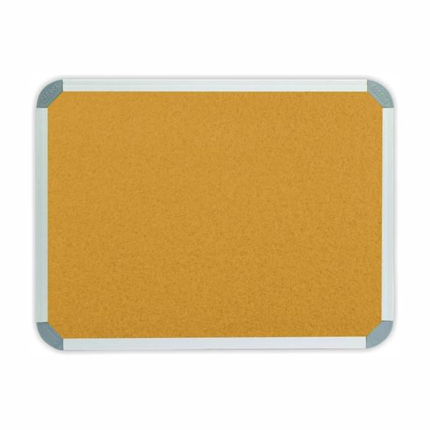 Info Board Aluminium Frame - 1500900mm - Beige