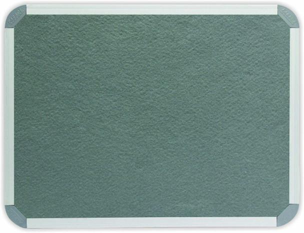 Info Board Aluminium Frame - 1500900mm - Grey