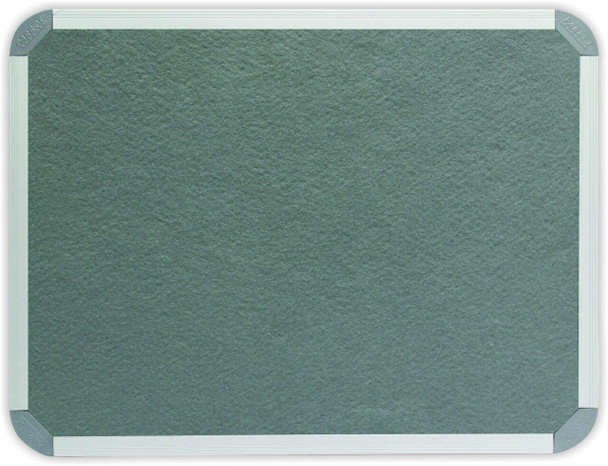 Info Board Aluminium Frame - 240012000mm - Burnt-Orange