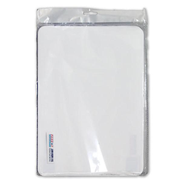 Writing Slate Plastic 297210mm - Plain Pack - Ten