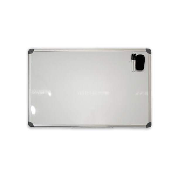 Contract Magnetic Whiteboard 900 x 600mm