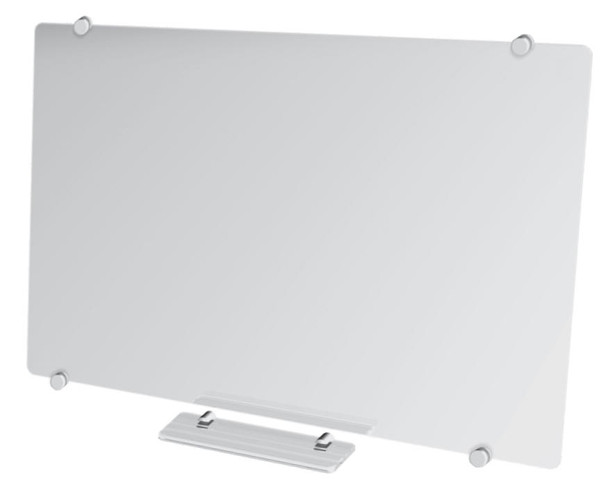 Magnetic Glass Whiteboard 900600mm