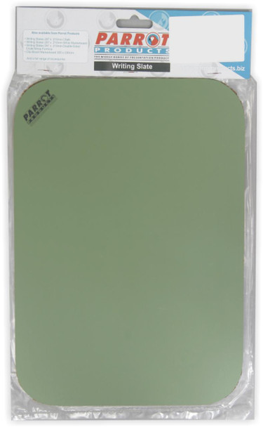 Writing Slate Chalk Markerboard 297210mm - Carded