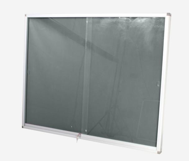 Pinning Display Case 15001200mm - Grey