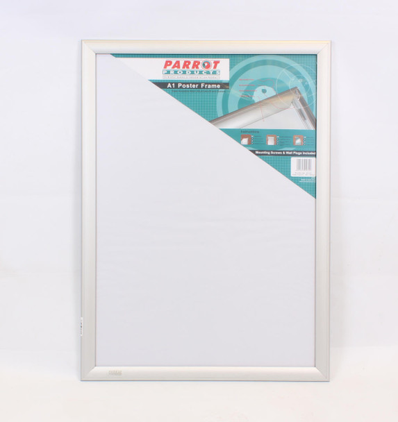 Poster Frame A1 - 900655mm - Double Sided - Mitred Corner