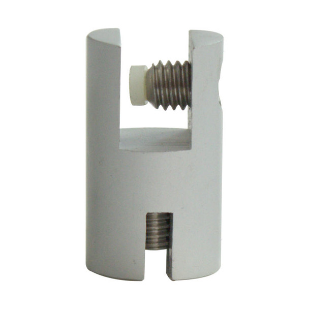 Cable Wire Sign Material Clamp Single Sided