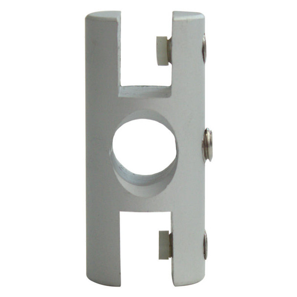 Signage Rod System Material Clamp Double Sided