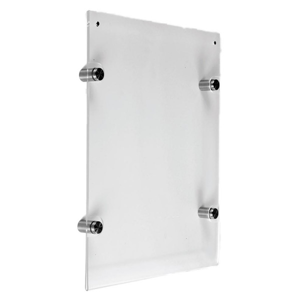 A3 Acrylic Wall Mounted Certificate Holder