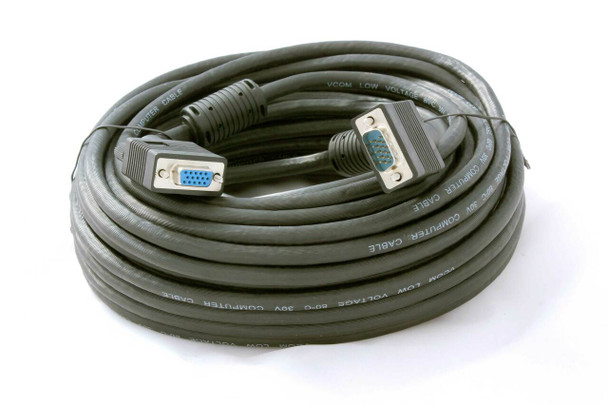 Cable - 15 Pin Male To Female VGA 20M
