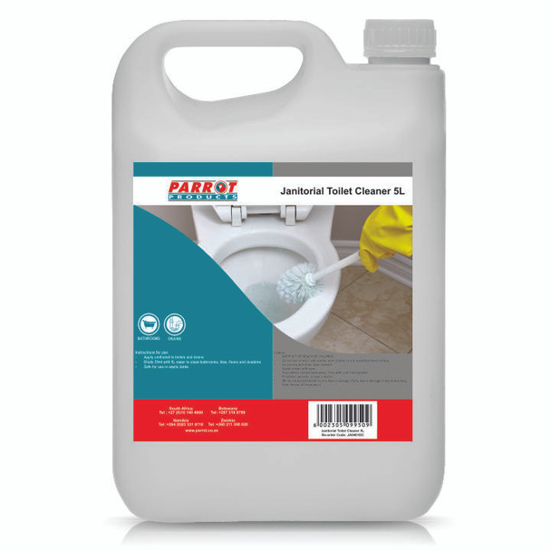 Janitorial Toilet Cleaner 5L