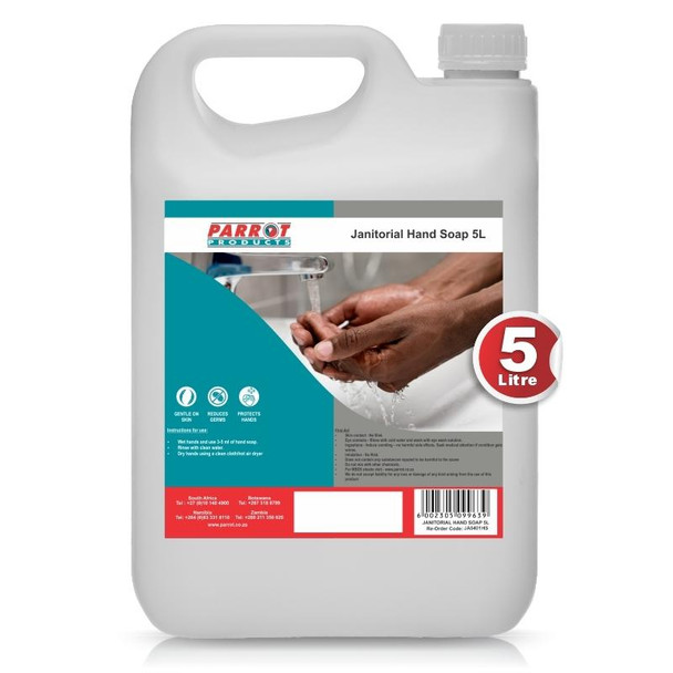 Janitorial Hand Soap 5 Litre