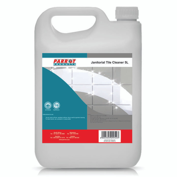 Janitorial Tile Cleaner 5L