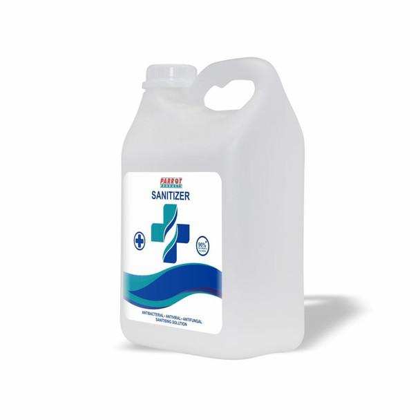 Hand Sanitizer 90percent Isopropyl Alcohol 5 Litre
