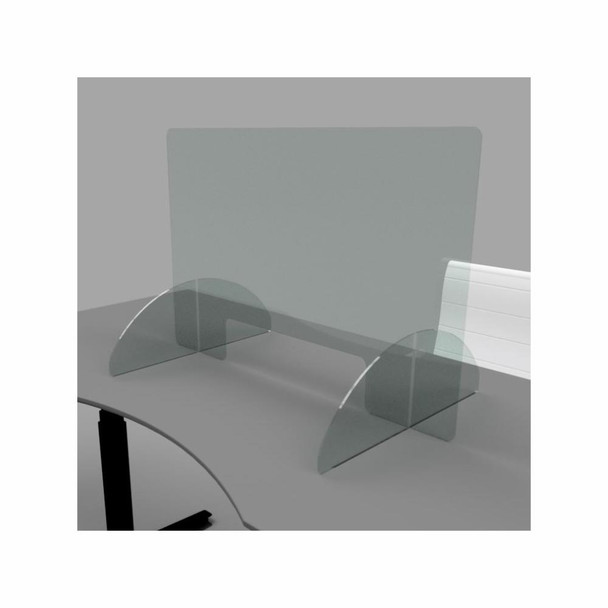 Protective Counter Screen 580 x 880mm - Landscape