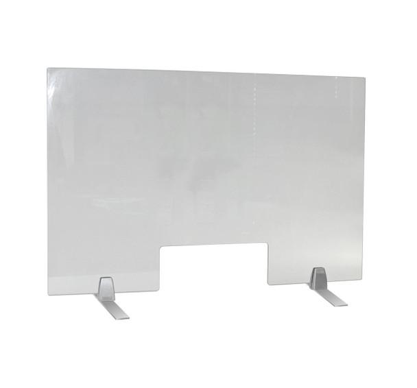Glass Till Point Screen 580 x 880mm Landscape