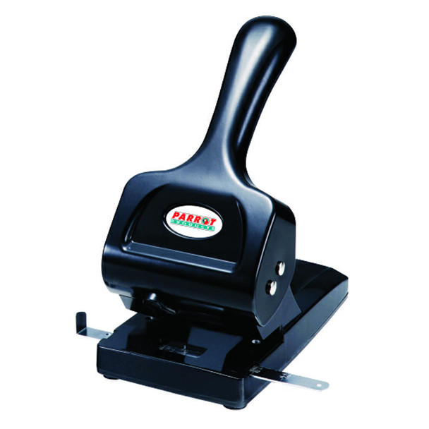 Steel Hole Punch 65 Sheets - Black