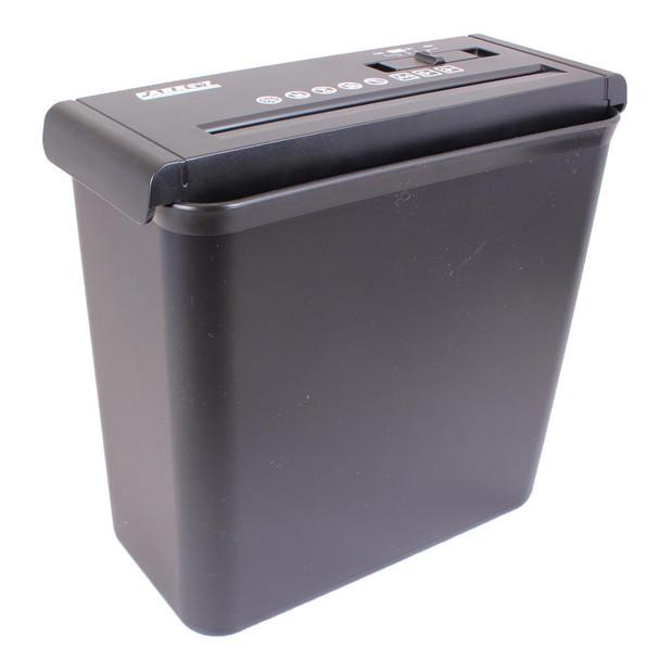 Paper Shredder 5 Sheet - 6.8mm - Strip Cut - Low Security