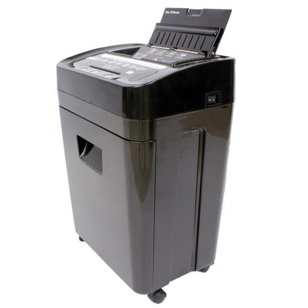 Paper Shredder 75 Sheets - 39mm - Micro Cut - High Security