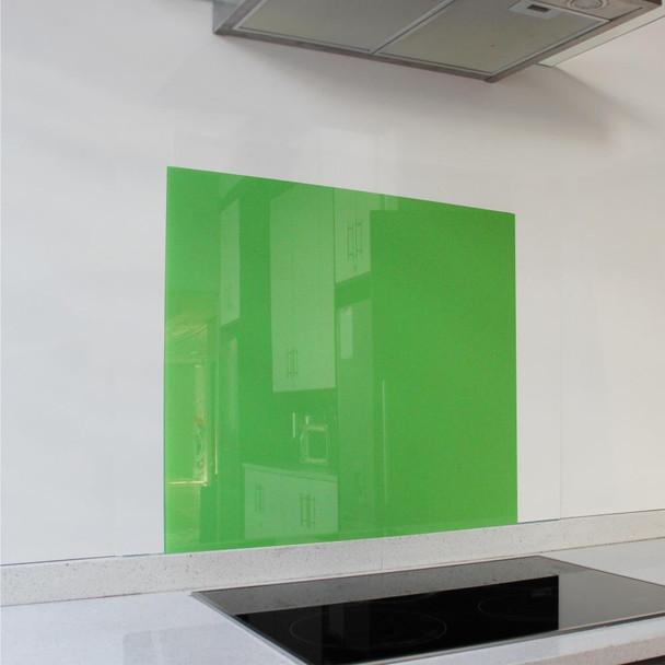 Lime Hob Splashback 598 x 650 x 6mm