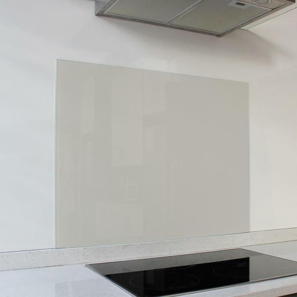 Mid Grey Hob Splashback 898 x 700 x 6mm