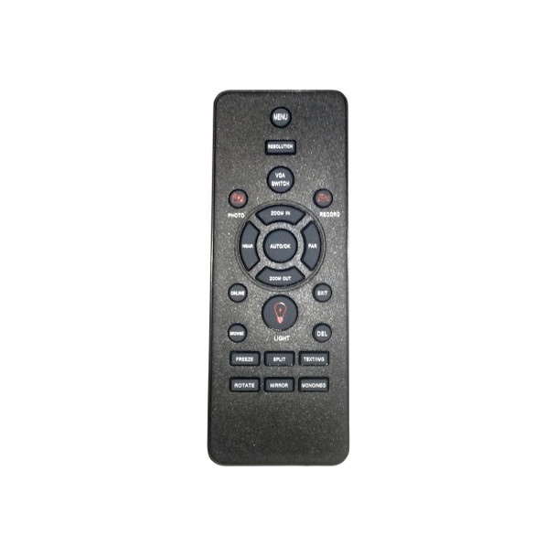 Spare Remote for the VZ0002 Visualizer