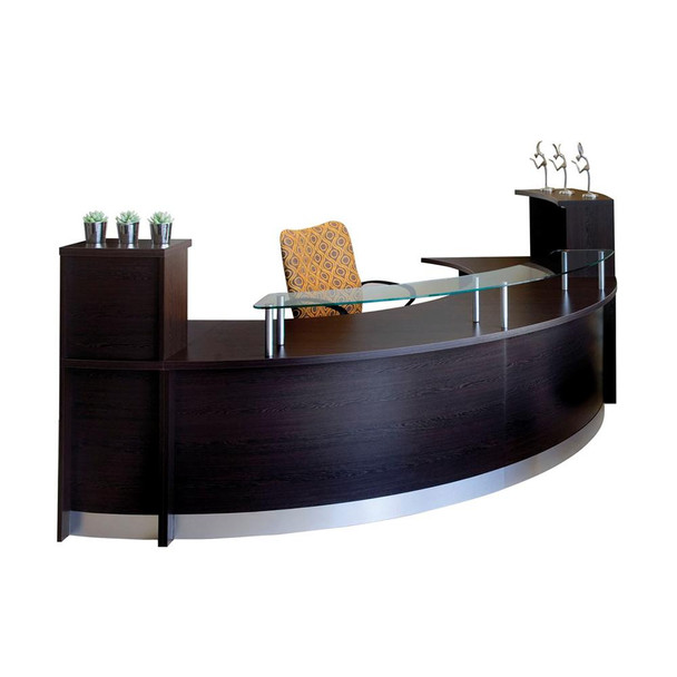 Curve Old Reception Counter