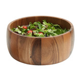 "Salad / Serving Bowl, 10"" x 4"", Acacia Wood, Calabash Collection"