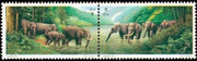 China PRC Stamps - 1995-11 , Scott 2579-80 20th Anniversary of the Diplomatic Relations Between China and Thailand, MNH, F-VF (92579)