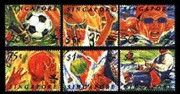 Singapore Stamps - 1992 Sport Series - Games of the XXVth Olympiad - MNH, VF (Free Shipping by Great Wall Bookstore) - (9A00E)