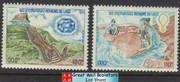 Laos Stamps - 1974 Scott 256-7, MNH, F-VF - (9A03K)