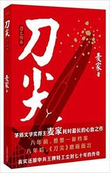 刀尖:刀之阳面 -  麦家 (作者) (WBKR)