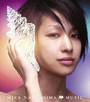 中岛美嘉最新专辑:音乐之声(CD)  (WVRA)