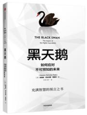 黑天鹅:如何应对不可预知的未来 (W19J)
