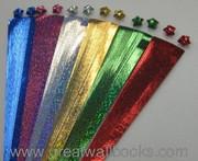 Origami Stars Papers Package AU (6 packs total 180 pieces + 1 bonus pack)(WXAU)