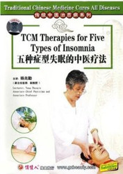 TCM Therapies for Five Types of Insomnia - (WK1J)