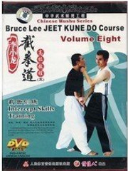 Bruce Lee Jeet Kune Do Course Volume 8- Chinese Wushu Series - (WM1U)