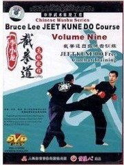 Bruce Lee Jeet Kune Do Course Volume Nine - Chinese Wushu Series - (WMF4)