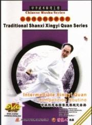 Intermediate Xingyi Quan Competition Routine - Traditional Shanxi Xingyi Quan Series - (WM3X)