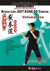 Bruce Lee Jeet Kune Do Course Volume One - Chinese Wushu Series - (WM4F)