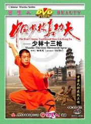 Shaolin Thirteen-Movement Spear - (WM76)