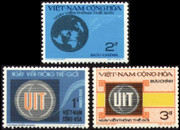 South Vietnam Stamps - 30 MNH, F-VF stamps Collection - (9V03H)