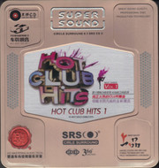 Disco Dance Music : Hot Club Hits 1 (2 CDs) (WW98)