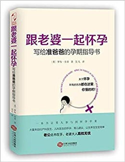 跟老婆一起怀孕:写给准爸爸的孕期指导书 (W137)