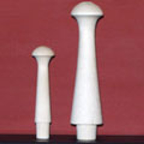 Look at the size difference between our heavy duty Shaker pegs and our standard Shaker pegs!