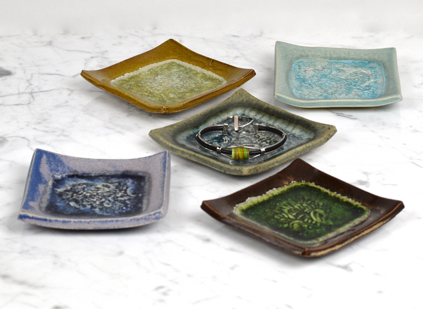 square jewelry dish