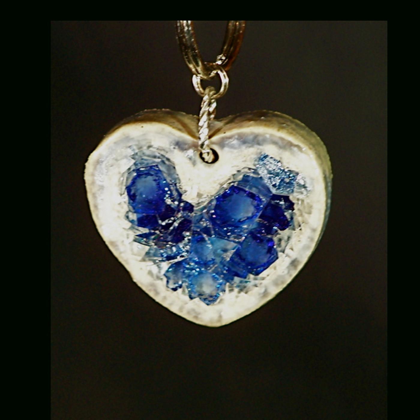 Heart Shape Keychain