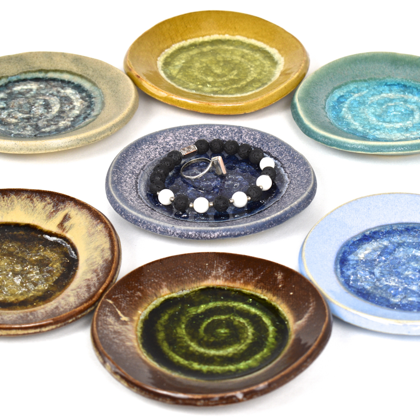 jewelry dish round