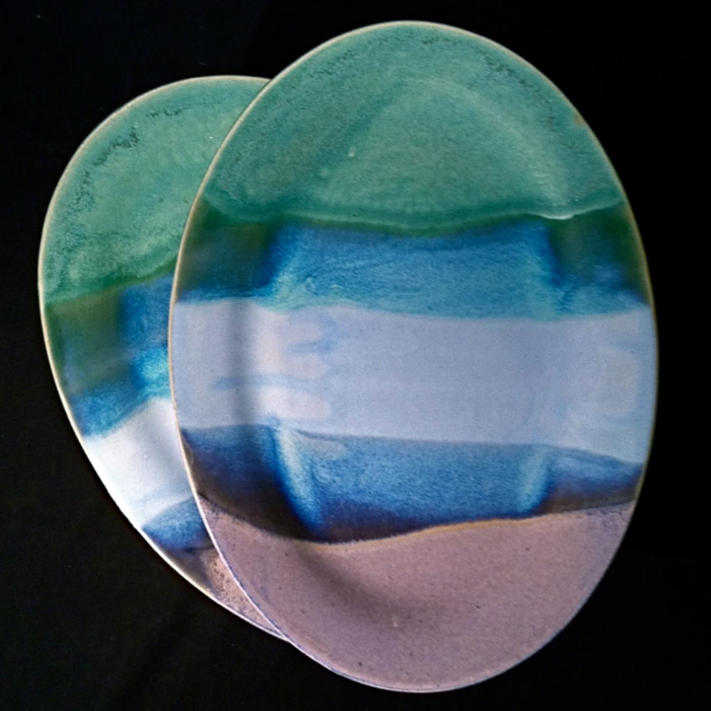 Water Landscape Dinnerware